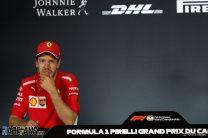 Ferrari confirm no appeal on Vettel penalty