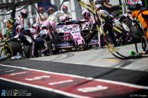 Sergio Perez, Racing Point, Circuit Gilles Villeneuve, 2019
