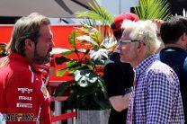 Gino Rosato, Jacques Villeneuve, Circuit Gilles Villeneuve, 2019
