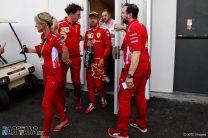 Sebastian Vettel, Mattia Binotto, Ferrari, Circuit Gilles Villeneuve, 2019