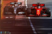 Hamilton wins as Vettel cracks under pressure again