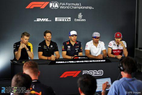 Nico Hulkenberg, Renault, Paul Ricard, 2019