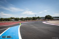 """New, """"more fun"""" pit entry and exit at resurfaced Paul Ricard"""