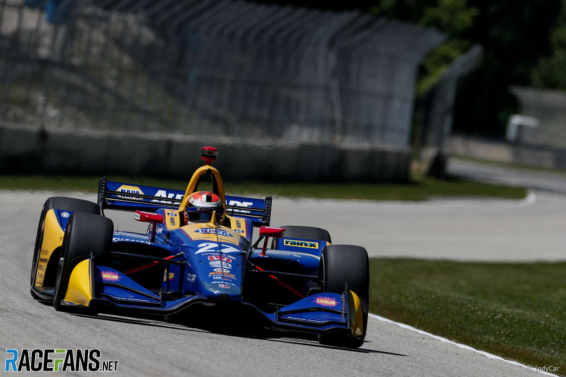 Alexander Rossi, IndyCar, Road America, 2019