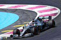 2019 French Grand Prix grid