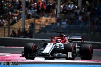 Kimi Raikkonen, Alfa Romeo, Paul Ricard, 2019