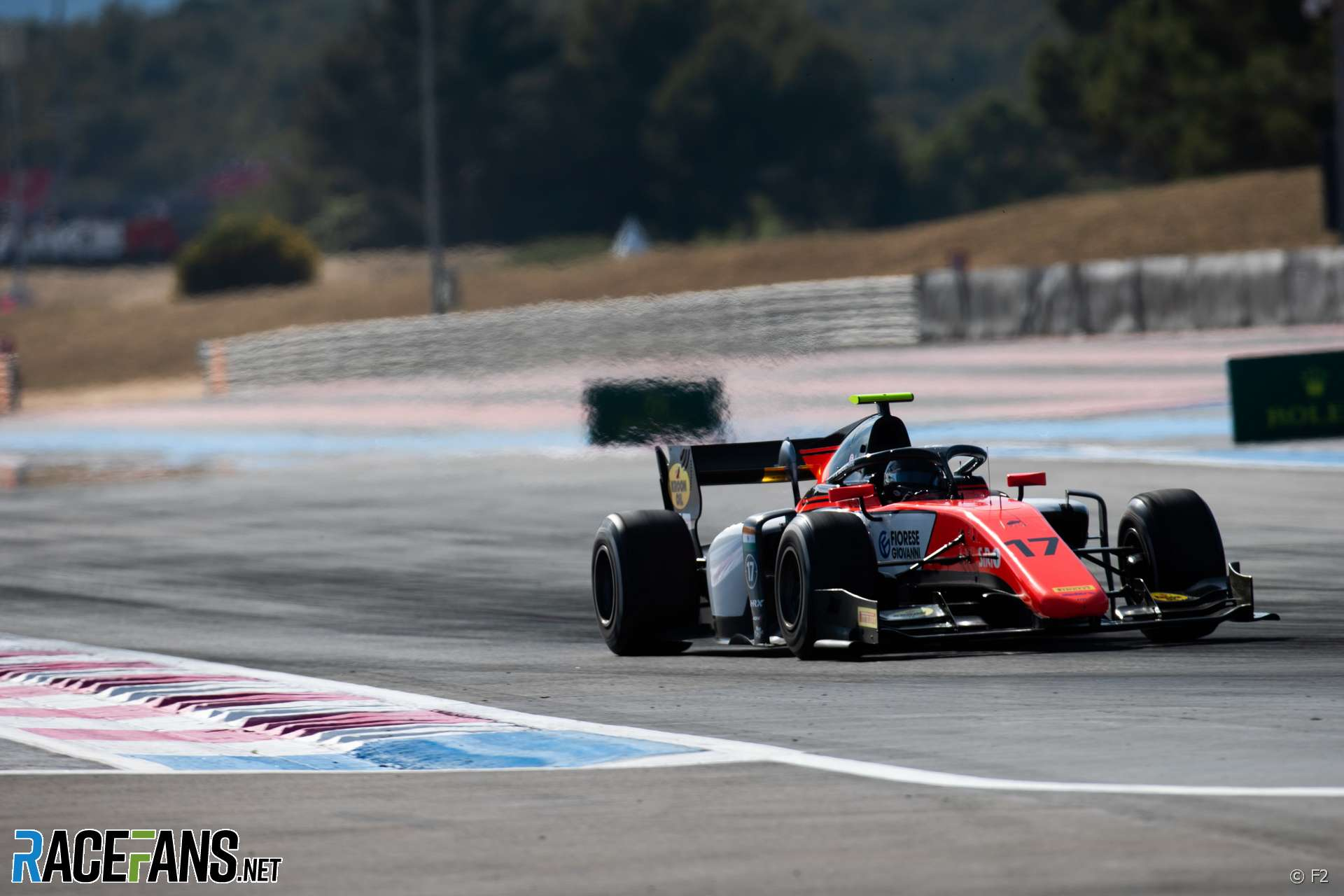 Mahaveer Raghunathan, F2, MP Motorsport, Paul Ricard, 2019