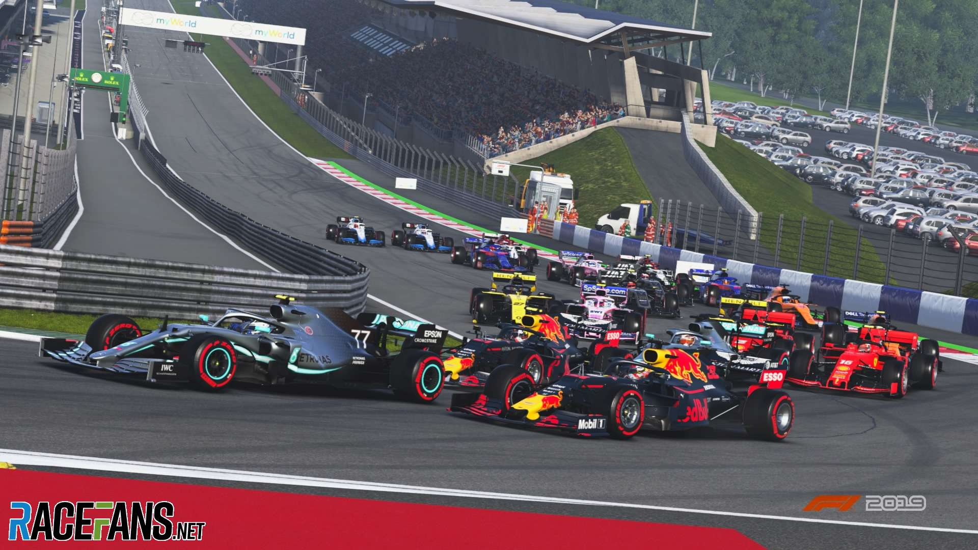 F1 2019 by Codemasters: The RaceFans review · RaceFans