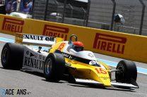 Jean-Pierre Jabouille, Renault, Paul Ricard, 2019