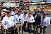 Jackie Stewart, Paul Ricard, 2019