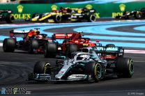 Valtteri Bottas, Mercedes, Paul Ricard, 2019