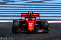 Ferrari still seeking answers to car problems after removing floor upgrade