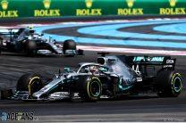 Hamilton dominates processional French Grand Prix