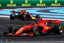Charles Leclerc, Ferrari, Paul Ricard, 2019