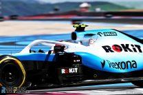 Robert Kubica, Williams, Paul Ricard, 2019