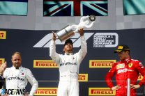 Hamilton urges change in F1 after supreme display in France