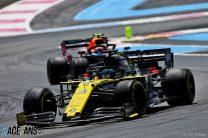 Daniel Ricciardo, Renault, Paul Ricard, 2019
