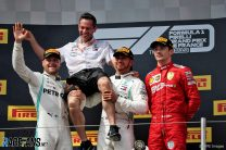Valtteri Bottas, Lewis Hamilton, Charles Leclerc, Paul Ricard, 2019