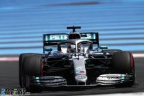 """""""I could have gone a second quicker"""": Hamilton ignored call to stop fastest lap bid"""