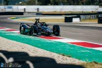 Mercedes Formula E test, Varano, 2019