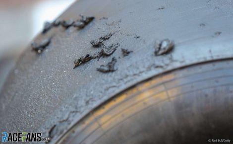 Tyre, Red Bull Ring, 2019