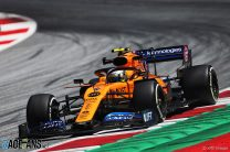 Lando Norris, McLaren, Red Bull Ring, 2019