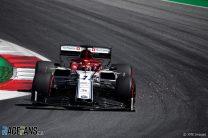 Kimi Raikkonen, Alfa Romeo, Red Bull Ring, 2019