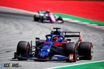 Daniil Kvyat, Toro Rosso, Red Bull Ring, 2019