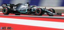 Lewis Hamilton, Mercedes, Red Bull Ring, 2019