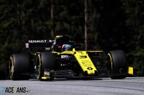 Daniel Ricciardo, Renault, Red Bull Ring, 2019