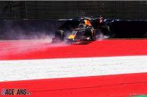 Max Verstappen, Red Bull, Red Bull Ring, 2019