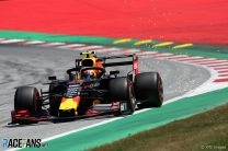 Gasly: Turn one mistake cost me fifth place