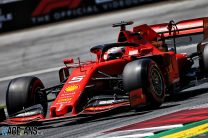 Leclerc on pole, Vettel out of luck, Hamilton under investigation