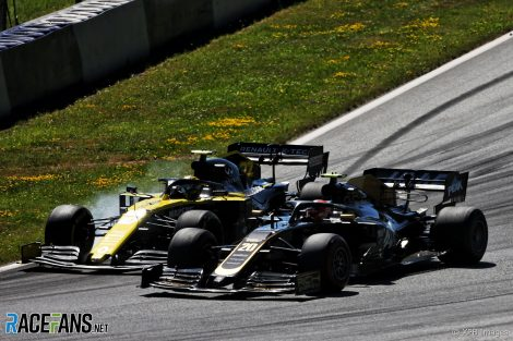 Kevin Magnussen, Haas, Red Bull Ring, 2019