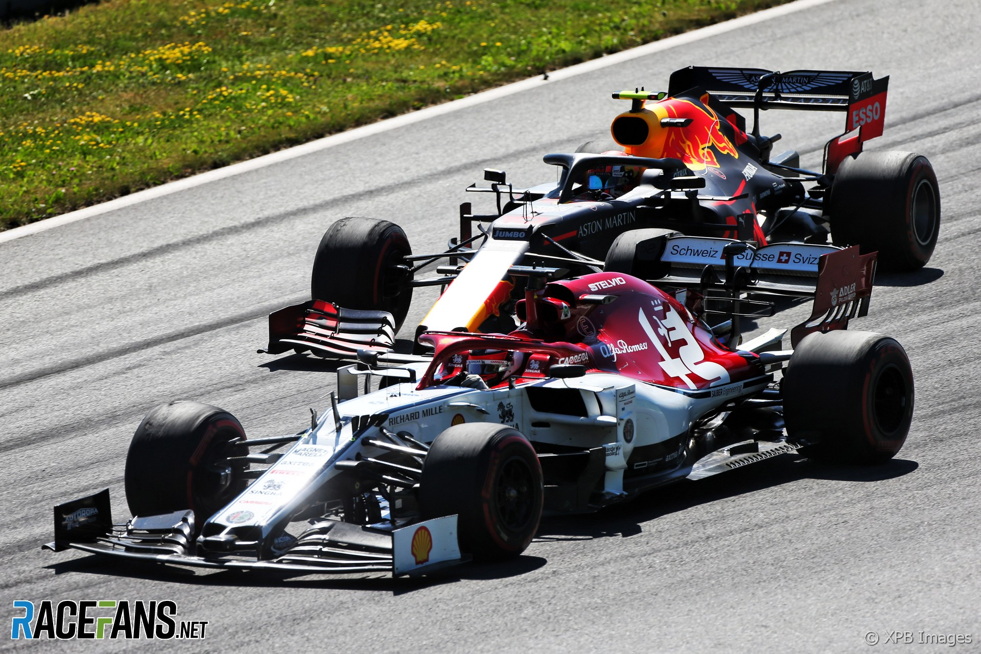 Motor Racing - Formula One World Championship - Austrian