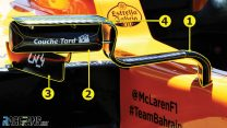 Analysis: How teams are looking at their mirrors to find aerodynamic gains
