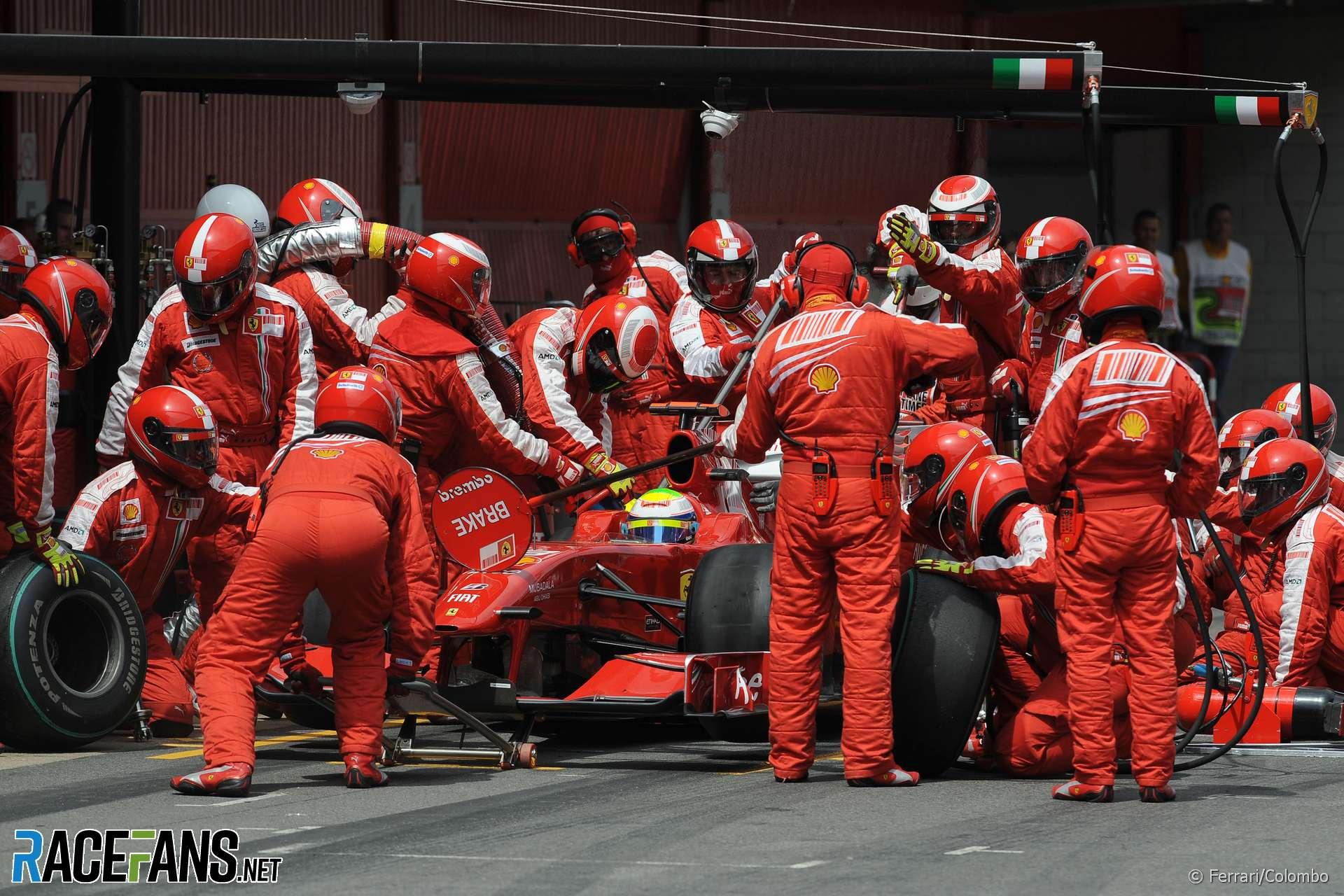 Felipe Massa, Ferrari, 2009
