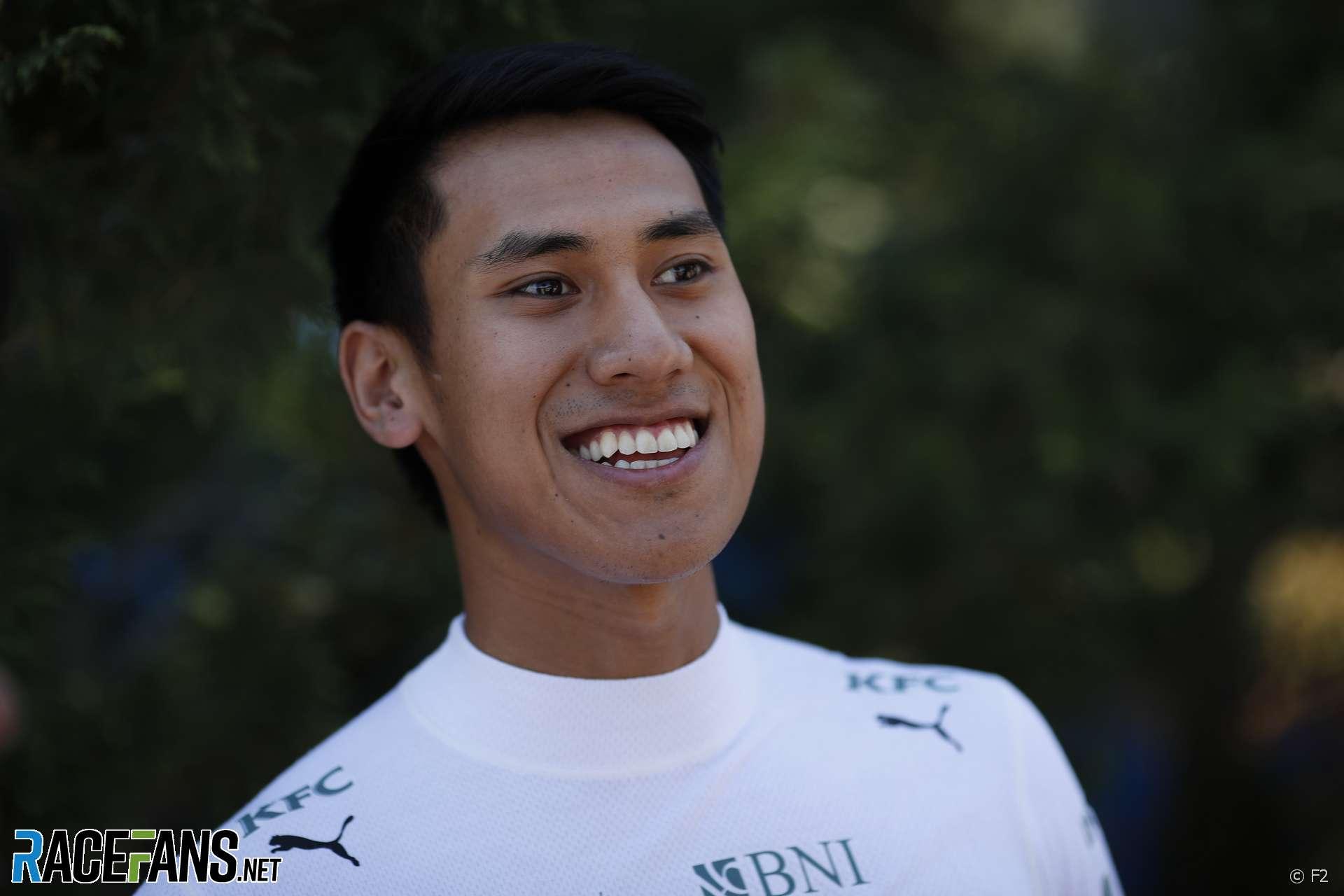 Driver line-up set for final 2019 F1 test
