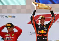 Six wins and no pole for Verstappen, two poles and no win for Leclerc