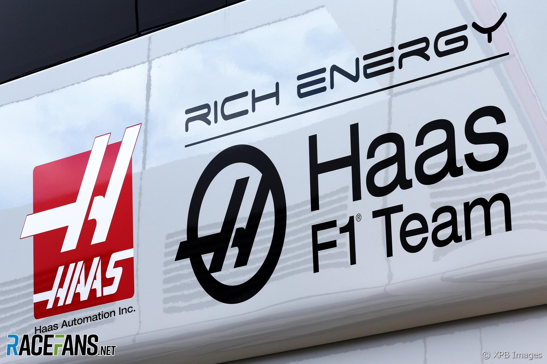 Haas, Silverstone, 2019