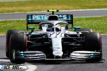 Valtteri Bottas, Mercedes, Silverstone, 2019