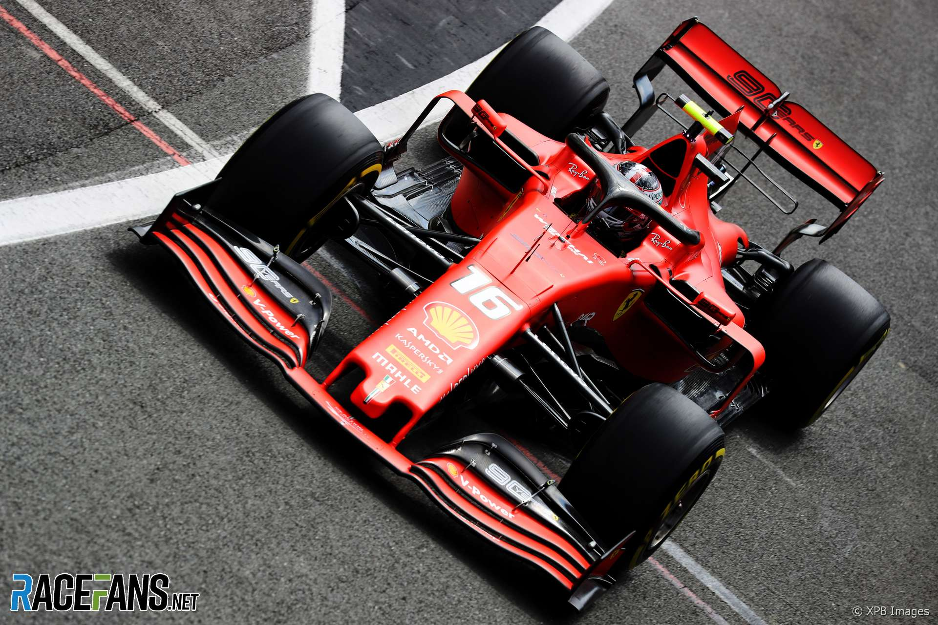Ferrari favour softer tyres in German Grand Prix selection