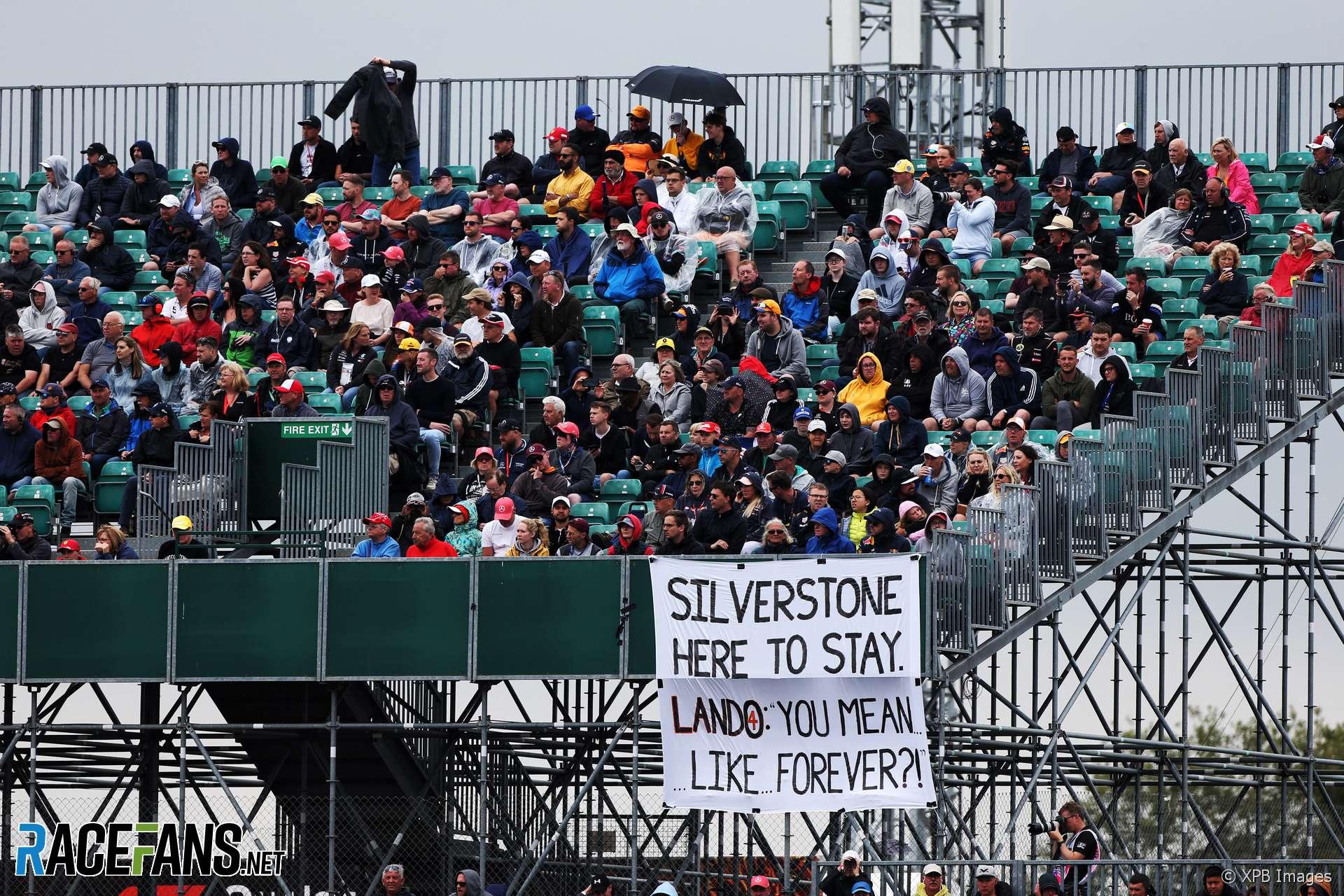 silverstone  2019  u00b7 racefans