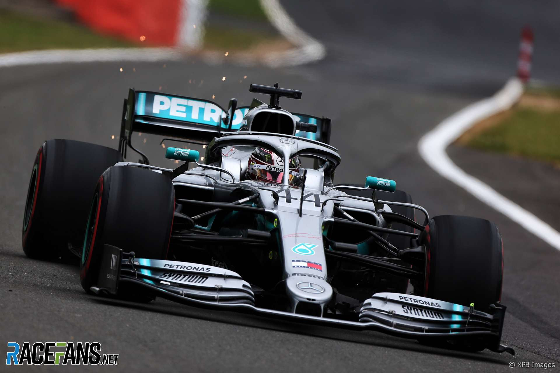 Hamilton takes record sixth home win in thrilling British GP