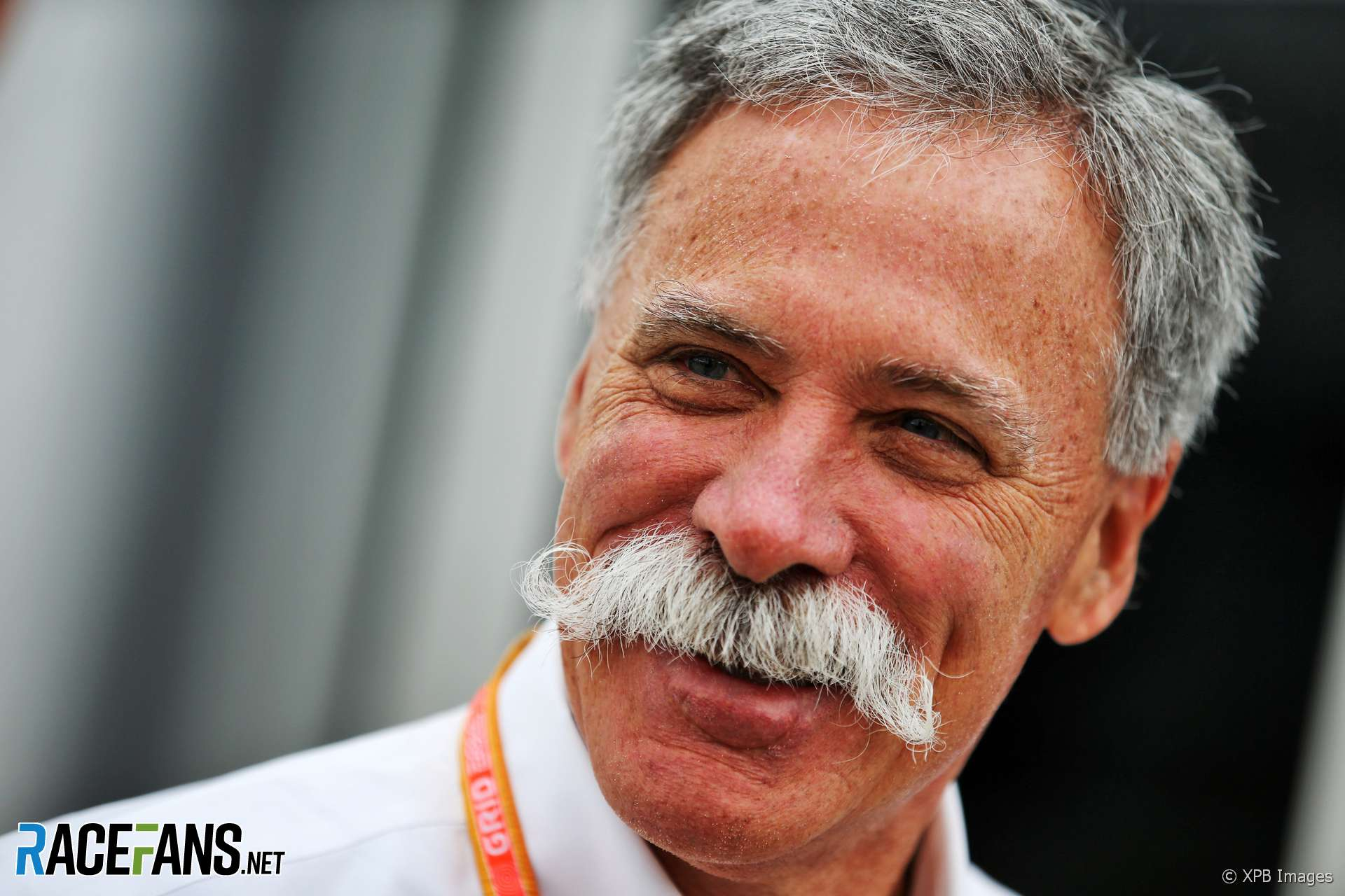 What Carey's latest take on the state of Formula 1 told us