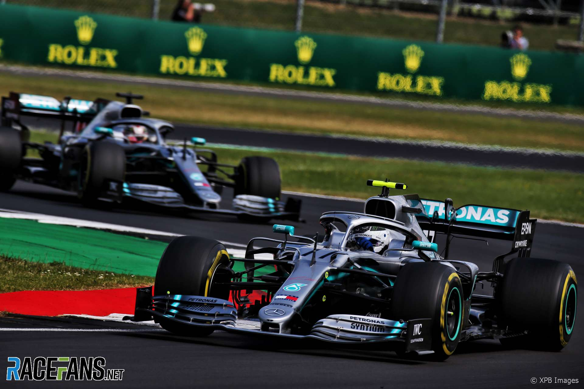 "Bottas admits tyre choice at first pit stop was a ""mistake"""