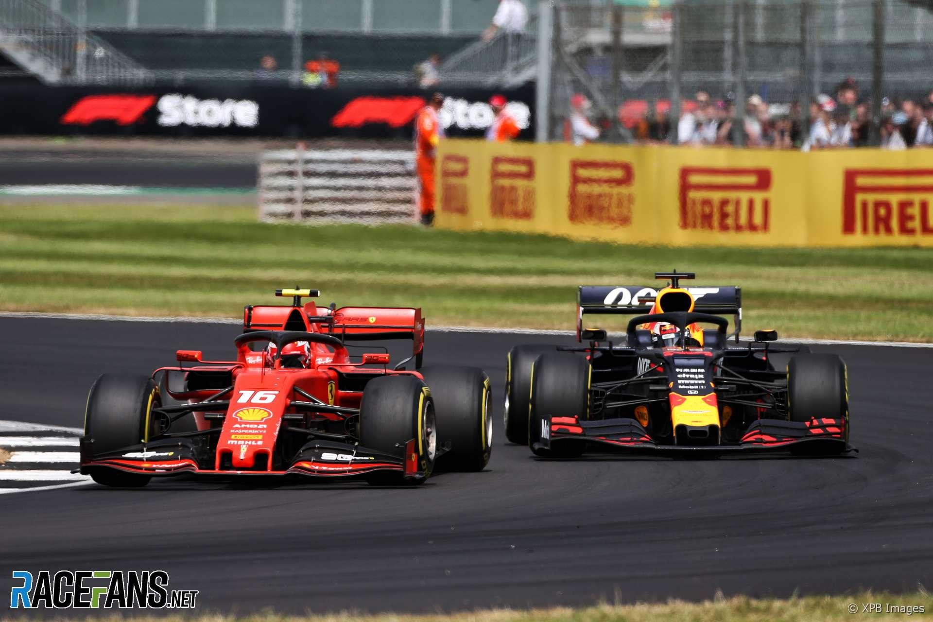 Verstappen: Leclerc's driving showed he's 'still sore from Austria'