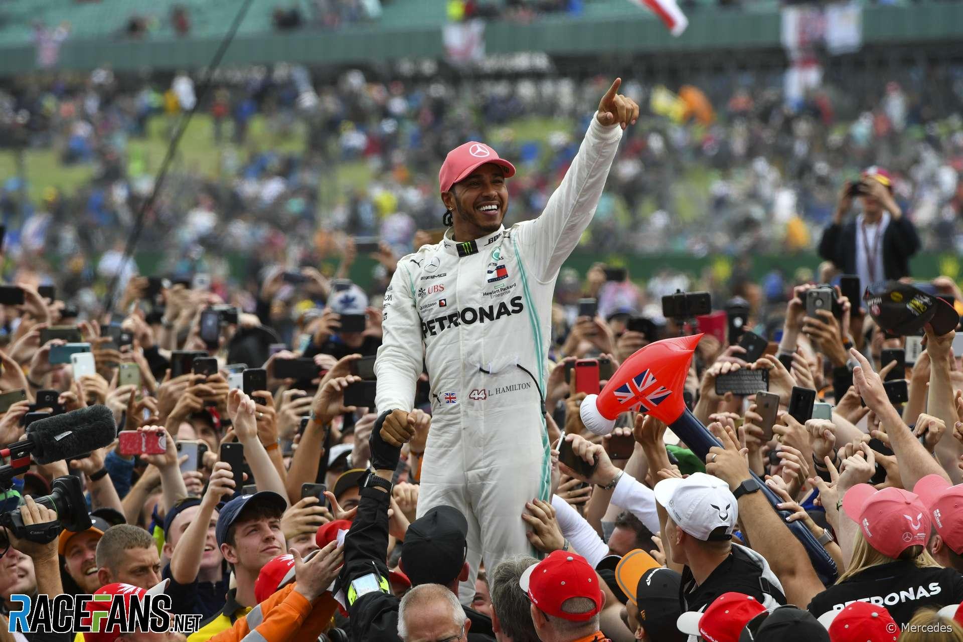 Silverstone calls for 'vaccine passports' to allow full crowd at British Grand Prix