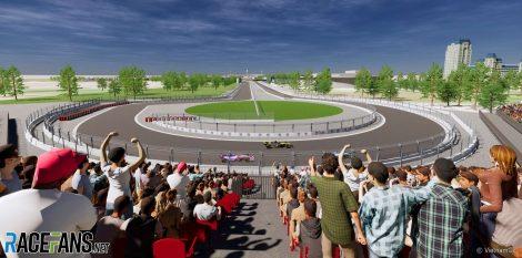 Vietnam Grand Prix rendering
