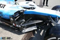 Williams reveals major upgrade at German Grand Prix